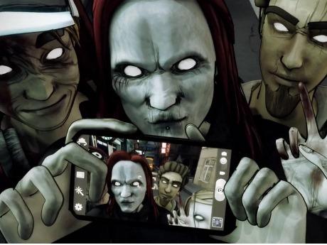 Media-Studierende zeigen Zombies und Spielsucht auf der 66. Berlinale