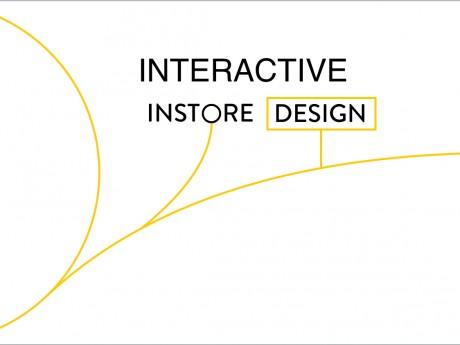 Interactive Instore Design