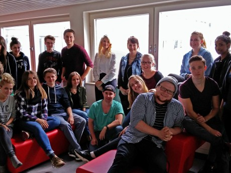 Mediencampus-Marketing-Team – Wenn wir uns kurz vorstellen dürfen…