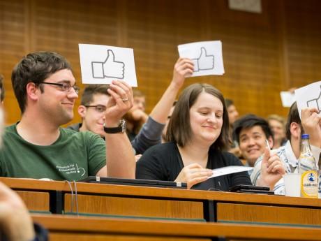 """Darmstädter Symposium Informationswissenschaft: """"Unser Wissen macht Zukunft"""""""