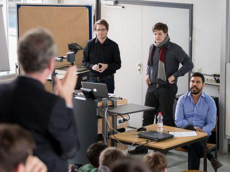 ScienceWednesday: Ein Hörerlebnis in 3D