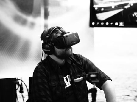 Abtauchen in virtuelle Welten