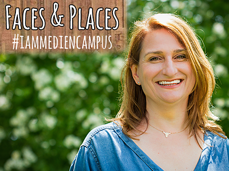 Faces & Places: Kerstin Wilhelm