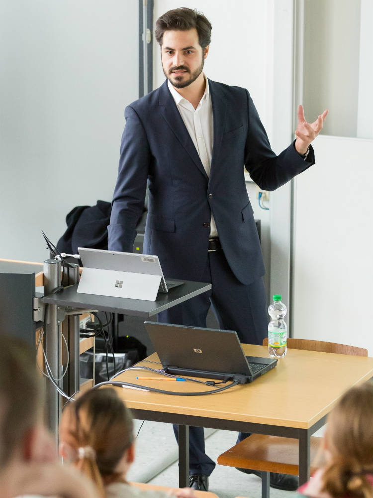Prof. Peter Winkler