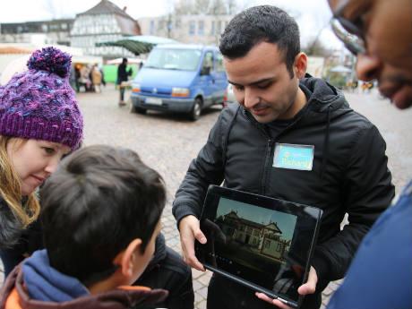 StadtWerkstattMedien: Encounters in Dieburg