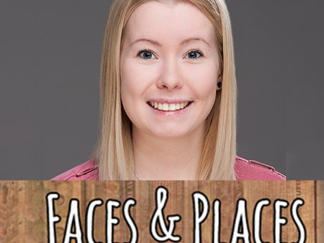 Faces & Places: Miriam Ott