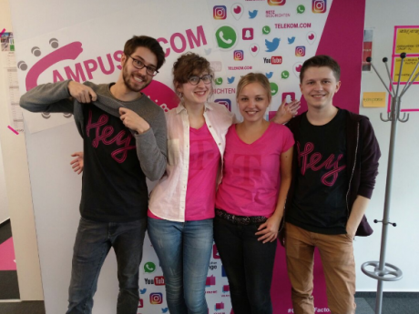 Ein Blick hinter die Kulissen der Telekom Content Challenge