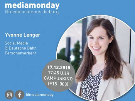 Social Media @ Deutsche Bahn Personenverkehr
