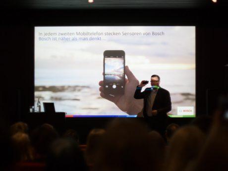 Einblicke in die Zukunft der Medien mit Dr. Christoph Zemelka (Bosch)