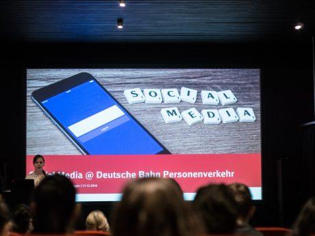 Social Media@Deutsche Bahn: Insights mit Yvonne Lenger