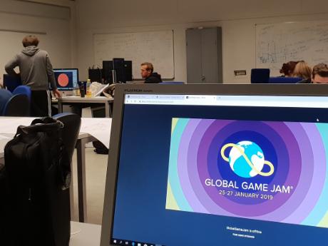 Games entwickeln in 48 Stunden