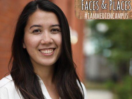 Faces & Places: Valérie Eiseler