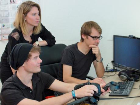 Expanded Realities – Berufsperspektiven mit virtueller Aussicht