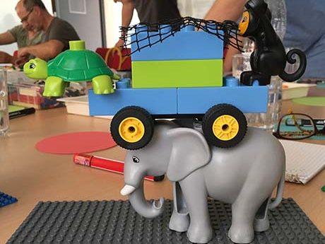 Mit LEGO® die Chancen der Digitalisierung entdecken