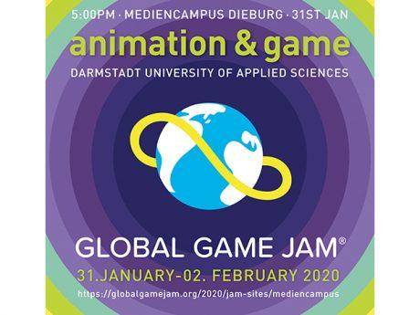 Global Game Jam 2020 am Mediencampus