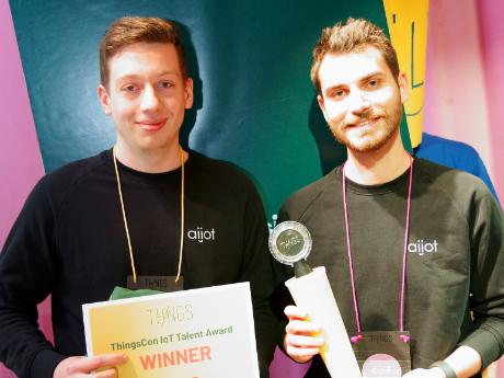 IMD-Studenten entwickeln Konkurrenten zu Alexa & Co.