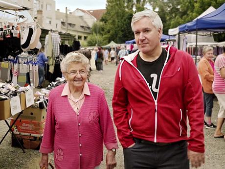 Jorin Gundler produziert Dokumentarfilm über Ungarndeutsche