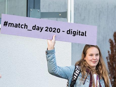 #match_day 2020 – Dieses Jahr kommen wir am 19. Mai digital zu euch nach Hause