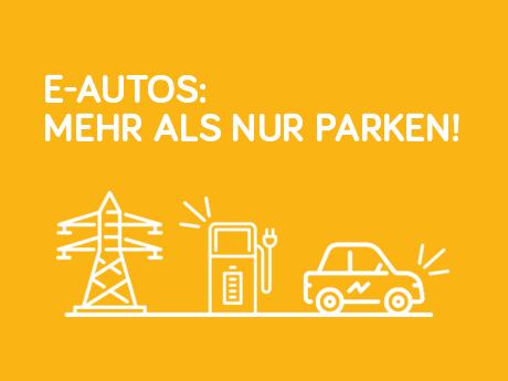E-Autos: Mehr als nur parken!