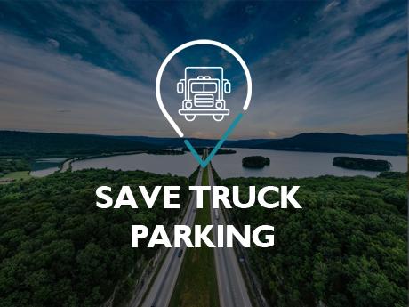 Save Truck Parking