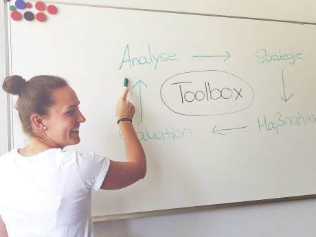 Reise durch den Tool-Dschungel – Lerneinheiten für KMU