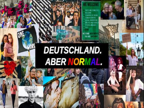 #DeutschlandAberNormal: Grundgesetz für alle