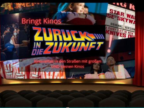 Bringt Kinos zurück in die Zukunft! Warum? Wir erzählen es dir!