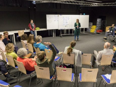 #wissbar20: Das zweite Wissenschaftsbarcamp am Mediencampus